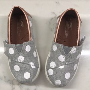 Toms Kids | Alpargata | Size 7 Toddler